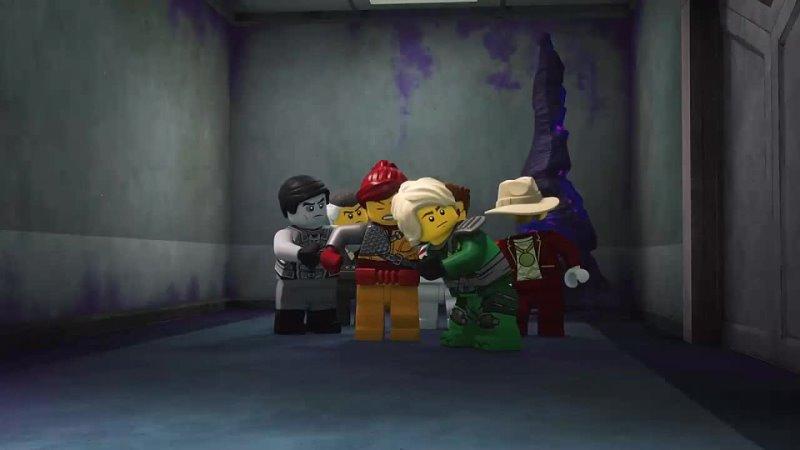 Лего Ниндзяго S9E3 С вами телевидение Ниндзяго