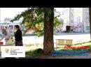 Визитка школы-студии ходулистов Высокие прогулки часть 1