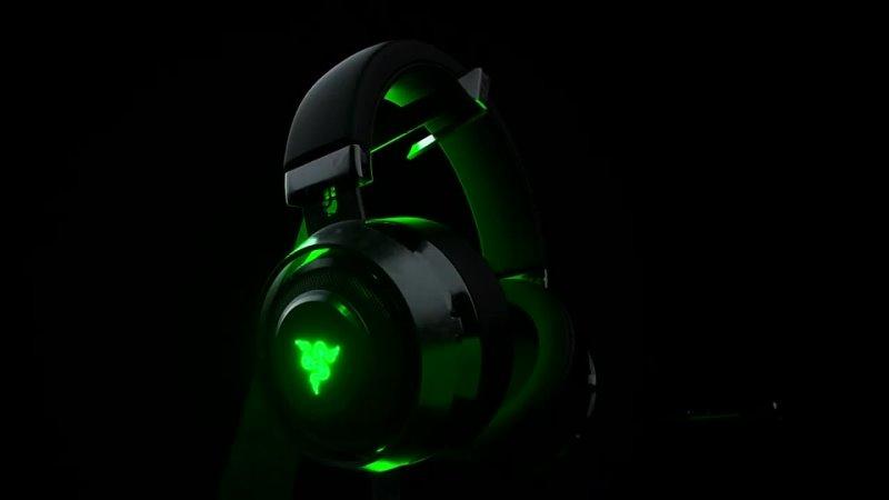 The new Razer Kraken Introducing Octane render
