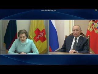 Встреча с Татьяной Голиковой и Анной Поповой