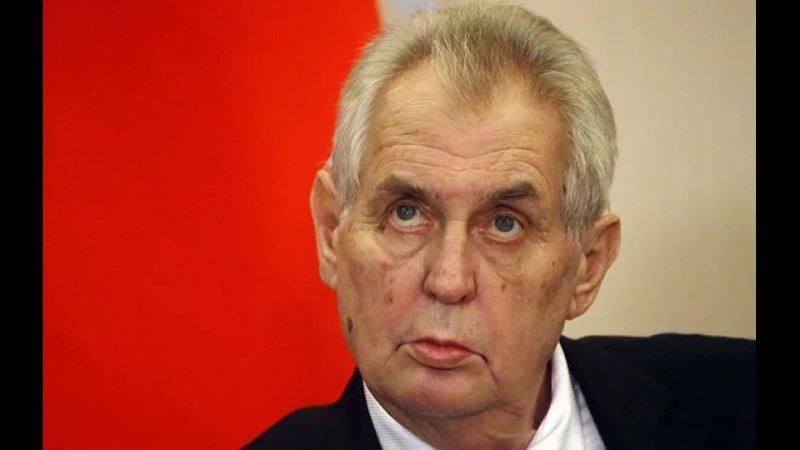 Сенат Чехии выступил с заявлением о конституционной жалобе на президента