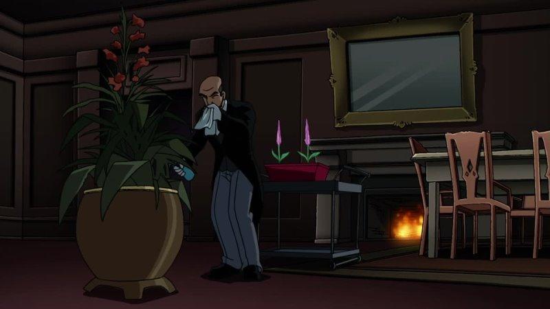 Бэтмен 2004 S3E08 Цветы зла Sub Toon Inc