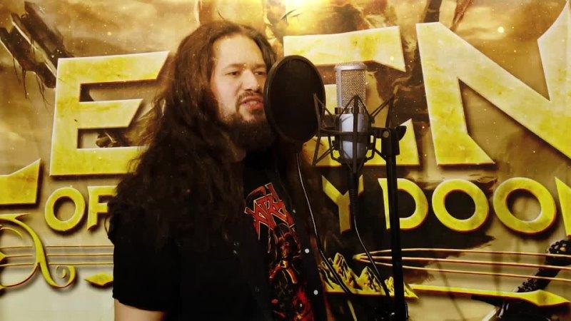 Marius Danielsens Legend of Valley Doom - Tomb of the Fallen Kings (OFFICIAL MUSIC VIDEO)