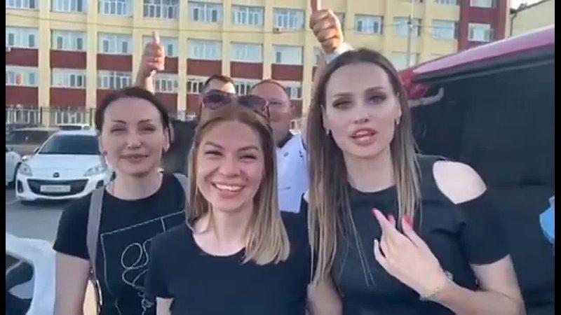 Тысячи съехались в Волгоград на концерт Руки Вверх видеорепортаж с места