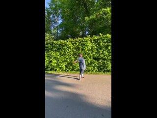 Видео от Разиды Якуповой