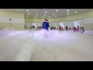 1ый танец в облаках