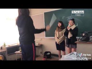 [Tik Tok Japan] 日本のティックトック学校 _ Tik Tok High School In Japan #1