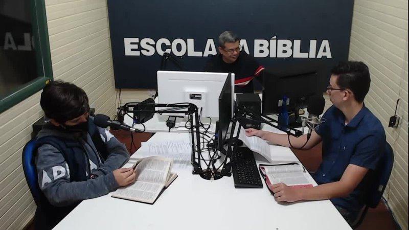 AULA BÍBLICA 01 05 2021 A BÍBLIA O MODELO PARA NOSSOS DIAS