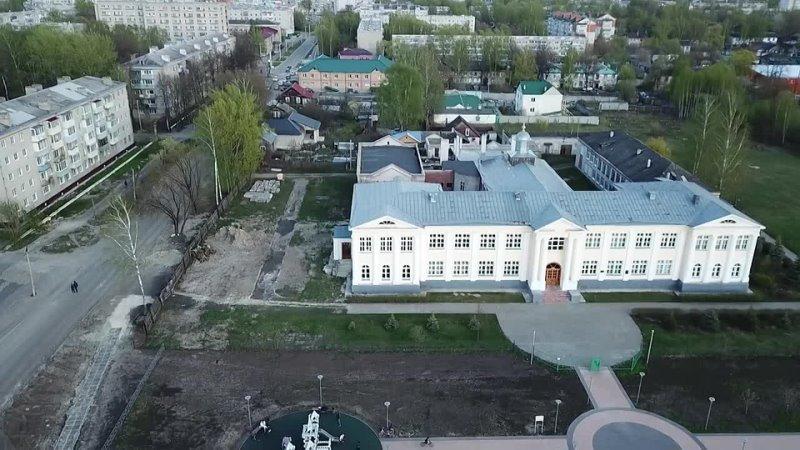 полет в майский вечер г Гусь Хрустальный 07 05 2021