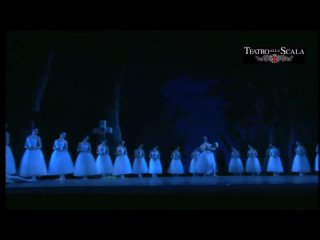 GISELLE  Teatro alla Scala  Alessandra Ferri, Massimo Murru   1996_003