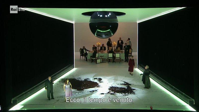 Damiano Michieletto Salome Дамиано Микьелетто Саломея 2021