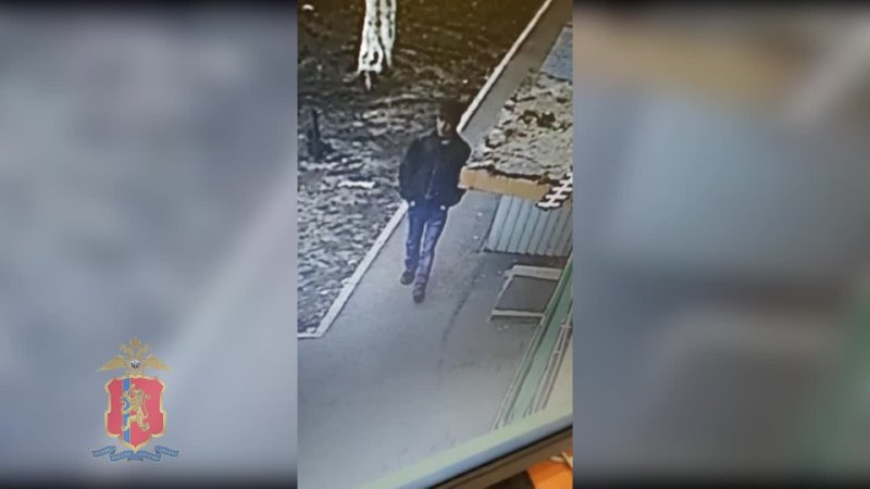 Полиция ищет красноярца с которым говорил пропавший 8 летний ребенок он попал на видео