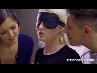 Cindy Shine & Lovita Fate, Teen Action in a Threesome