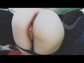Student Russian Girl Creampied in a Car  XXX ШкураTube домашнее порно russian фуллы sex amateur creampie частное русское pov
