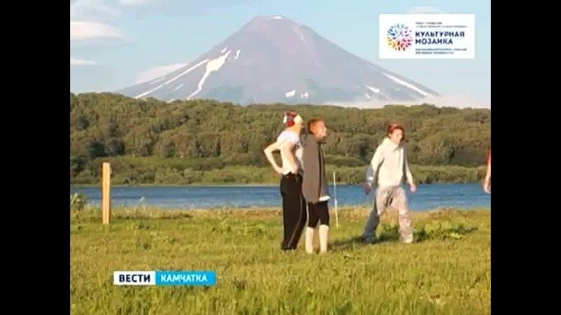Вести Камчатка В гостях у бурых медведей побывали камчатские школьники