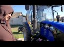 МТЗ ОК Запчасти для МТЗ - МТЗОК Обзор трактора LOVOL 504.MTZOK