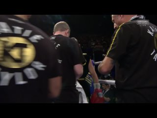 Lightweight - Katie Taylor v Viviane Obenauf