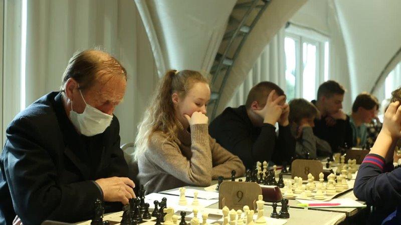 Эпизод 6 Охта парк Chess 2021 Май