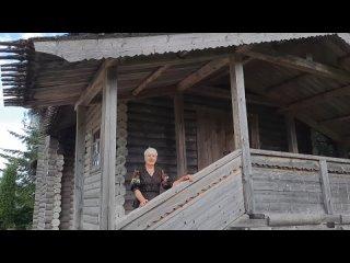 """""""Деревенька моя"""" в исполнении Васильевой Галины"""