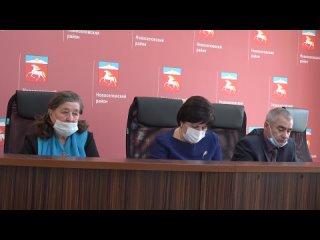 9-я очередная сессия Новоселовского районного Совета депутатов