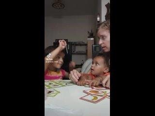 Мои любимые принцессы Лиорочка и Натулечка изучают животные и фрукты 🇮🇱🇮🇱🇮🇱