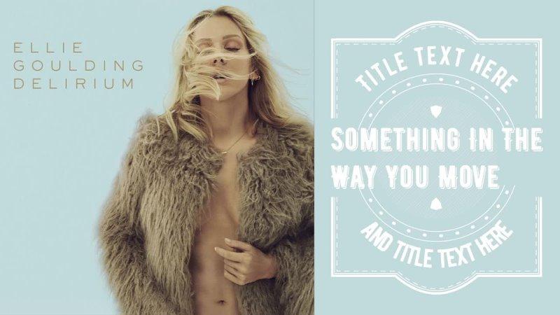 Ellie Goulding Delirium ALBUM