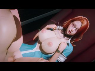 Office Passionate Sex with Lascivious Beauty Secretary