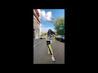 Бьянка • TikTok • @biankamusic  На стиле 💥 к отпуску готова 🥰🥰🥰 #бьянка #настиле #волосы #втоп #врек