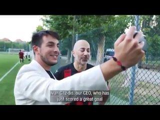 AC Milan News kullanıcısından video