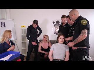 наказание для воровок Cherry Kiss, Brittany Bardot, Mina 1080  (Sex porno hd домашнее milf hardcore anal brazzers lesbians