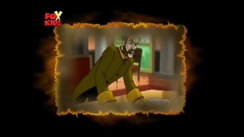 Анонс Принцесса Сисси на Fox Kids 2003
