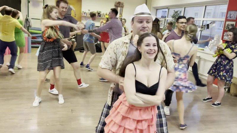 Гавайская вечеринка МД Буги вуги Ярославль