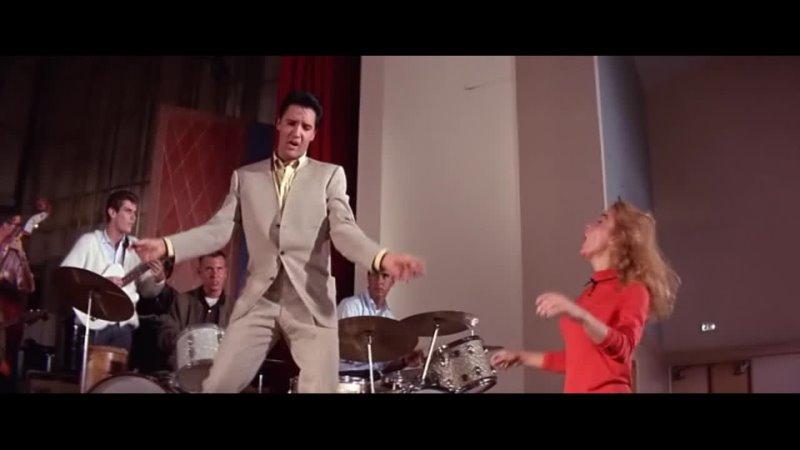 Elvis Presley C'mon Everybody I Love a My Baby Viva Las Vegas 1964