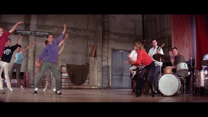 Ann Margret Hot Dance Viva Las Vegas 1964