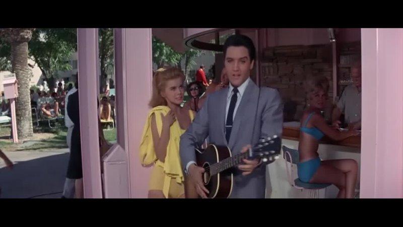 Elvis Presley And Ann Margret The Lady Loves Me Viva Las Vegas 1964
