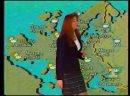 Прогноз погоды 1-й канал Останкино, 14.01.1995