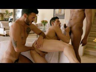 320 Punishing Some Hole 2-Marco Antonio, Pole Prince Spit Roast Jim Fit