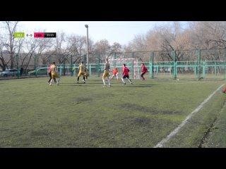 Первая лига обзор матча FC VOLTA - Русский дубль