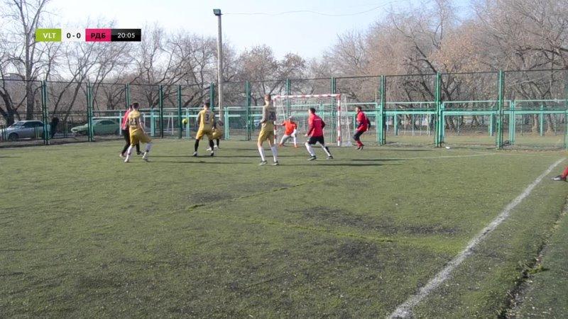Первая лига обзор матча FC VOLTA Русский дубль