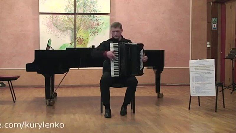 Бетховен Гнев по потерянному грошу | Василий Кравчук