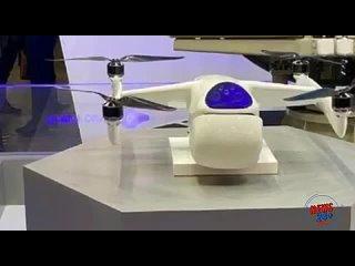 На МАКС-2021 представят беспилотный охотник за дронами «Волк-18» - «Алмаз – Антей»