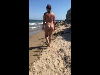 Подошёл и Трахнул Милую Девушку | Шлюшка Согласна на Всё Порно | Freeuse Fetish Porn нудистский пляж ♡ (oc) [F18]