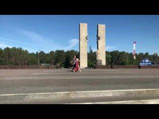 Salsa NY. SТАНЦИЯ. Рома Анисимов и Даниэла Сафаралиева