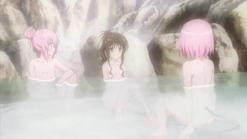 Озвучка 8 серия Любовные неприятности Тьма 2 OVA To LOVE Ru Darkness 2nd OVA Amazing Dubbing