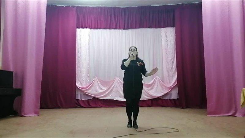 Екатерина Часовских. Чащинский СДК. Зажгите свечи