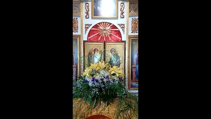 Видео от Крестовоздвиженский храм г Тетюши