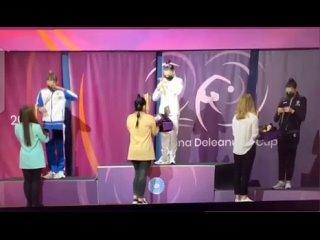 ● Церемония награждения - многоборье / Irina Deleanu Cup 2021