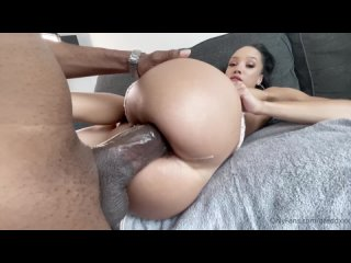 Alexis Tae & Dredd [HD Porn Teen Sex Hard Anal Ebony BBC Big dick Feet Порно Секс Анал Негр жестко долбит в жопу Кремпай]