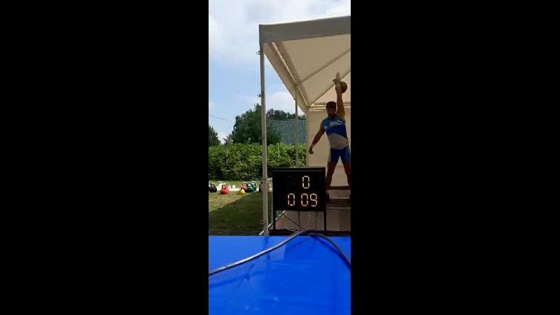 Видео от Гиревой спорт Гири com