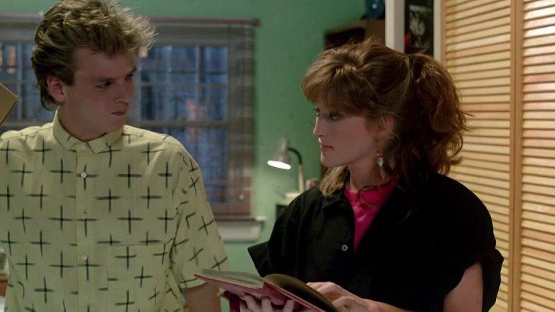 Noční můra v Elm Street 2 1985 CZ